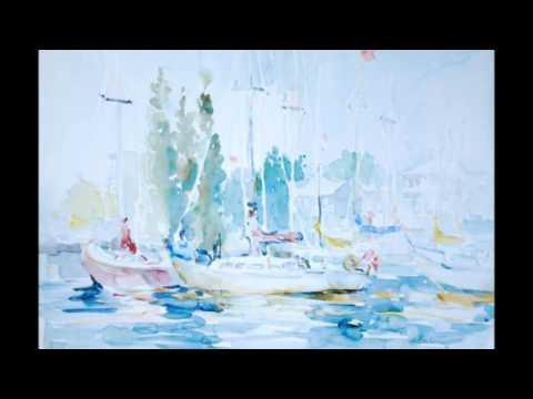 Kira Braun & Peter Krochak ~ Schubert: Auf dem Wasser zu Singen #Searchlight