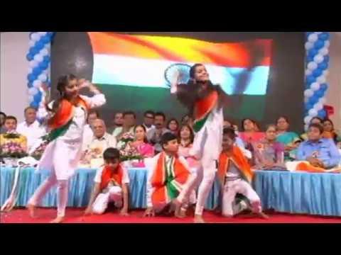 One India Mashup | Patriotic Medley | Patriotic Songs | Vande Mataram | Helly Shah's Coreography
