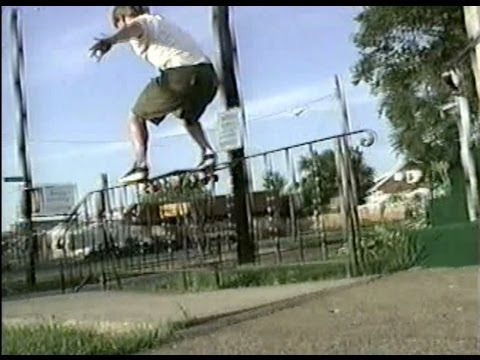Kristian Svitak Home Videos 1988-1997  (1031 Skateboards)