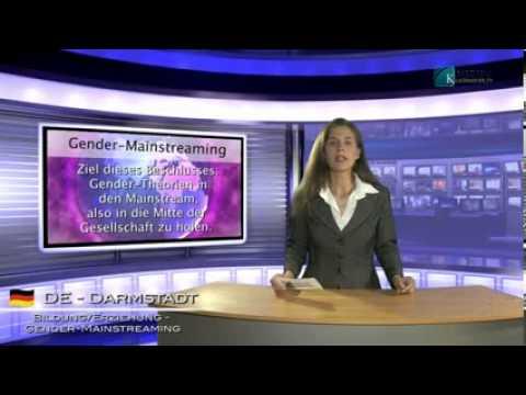 Gender Mainstreaming-Frühsexualisierung-Geschlechtervernichtung