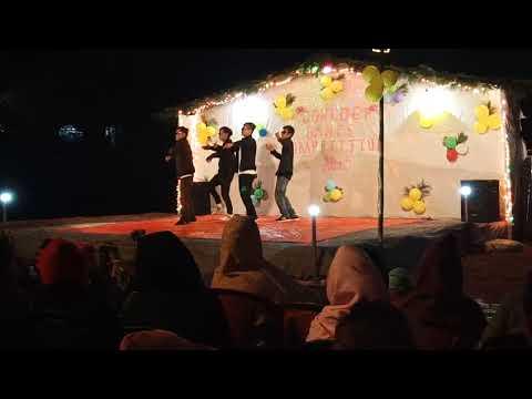 Rongjeng Gongdop Dance Compitition Afunk and Singdath  Luster  Senggrik