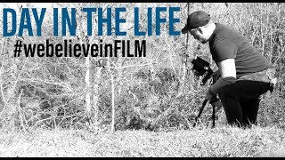 DAY IN THE LIFE | Analog Film Photographer | The Deer (VLOG)