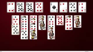 Solution to freecell game #28244 in HD