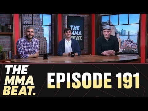 The MMA Beat: Episode 191