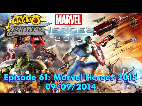 MMO Grinder: Marvel Heroes 2015 review