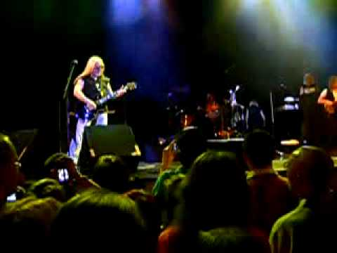 Uriah Heep - Look At Yourself (live in St. Petersburg 21.05.2009)