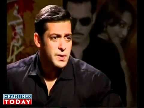 Salman On Kajol & Other Actresses video