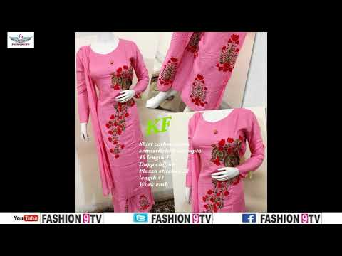 Latest Trendy Dress Designs For Ladies/ Dress Collection/ Fashion9tv