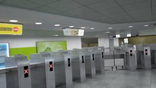 MetrôRio: Projeto de Modernização da Estação Largo do Machado