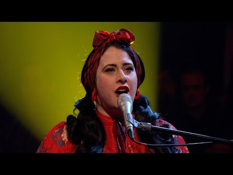 Davina And The Vagabonds - Sunshine - Later... with Jools Holland - BBC Two