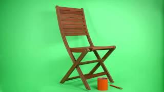 Homebase Hack No 15 - Furniture Coating Made Easy - Decorating Hacks