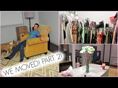 We Moved!!! Part 2