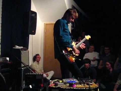 Nels Cline at The Stone, NYC part 1