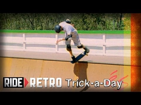 How-To Skateboarding: 180 Disaster with Tony Hawk & Colin McKay