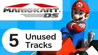 5 Unused Tracks in Mario Kart DS