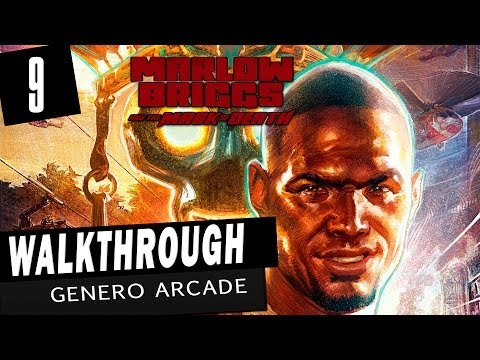 Marlow Briggs and the Mask of Death - Capitulo 9 - [PC,X360,PS3] Walkthrough Español