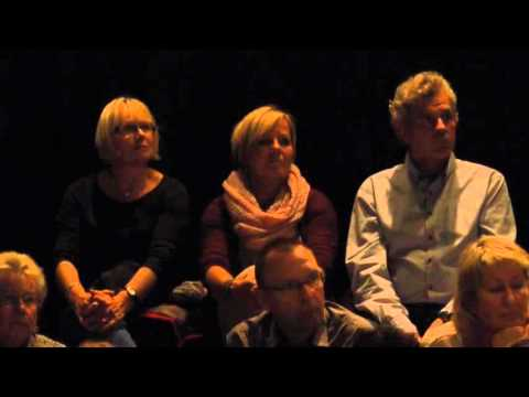 Podiumsdiskussion Buergermeisterwahl Nordenham 2015