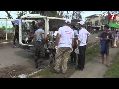 Hatzalah Yosh Rescue Mission To The Philippines video