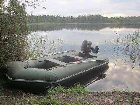 аква 2800 лодка пвх и мотор видео