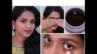 How to get rid of dark under eyes, wrinkles and sagging eyes||Tamil youtuber||beyoudefining