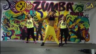 Max Pizzolante Feat Beto Perez - Shut Up And Dance  | Sol - Professora de Zumba®