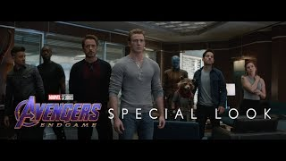 """Avengers: Endgame"" Special Look"