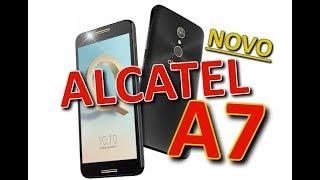 ALCATEL A7 é bom e bem bonito