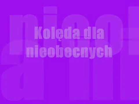 Kolęda Dla Nieobecnych - Beata Rybotycka