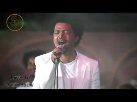 The Singer Nati Man On Seifu Fantahun Late Night Show