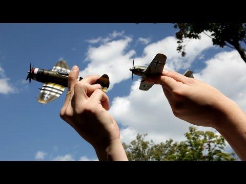 Фигуры высшего пилотажа - War Thunder. Обучение, часть 9. Авиация