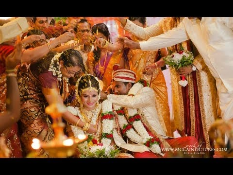 Tamil Wedding Ceremony At Raub, Pahang , Manivannan & Dr.jayasuhasini - 1st Feb 2013 Sde video