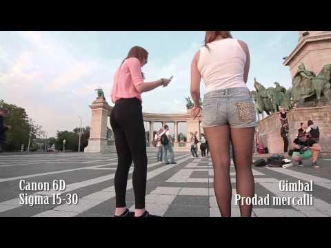 Gimbal and prodad mercalli test