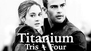 Tris + Four | Titanium
