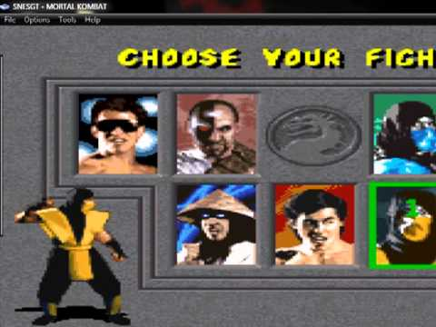 descargar Mortal Kombat 1.2 y 3 portables (2013)
