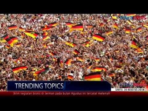 10 Berita Ekonomi Dunia Terpopular, Vibiznews 30 Agustus 2014