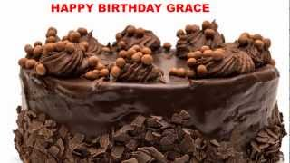Grace - Birthday cakes
