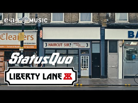 "Status Quo ""Liberty Lane"" Official Music Video - New album ""Backbone"" out now"