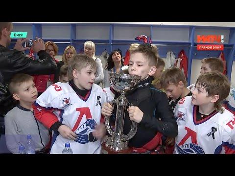 «Проигравших нет!». Сюжет «Матч ТВ» о Суперфинале «Кубка Газпром нефти»