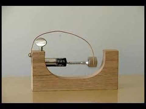 My Multi-Axis Homopolar Motor
