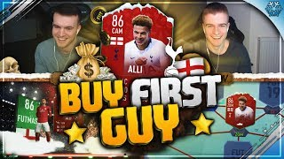 FIFA 19: FUTMAS ALLI Buy First Special Card! 😍🔥