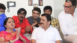 Must Watch: Saroja Devi opposes Rajni's recommendation, supports Kamal