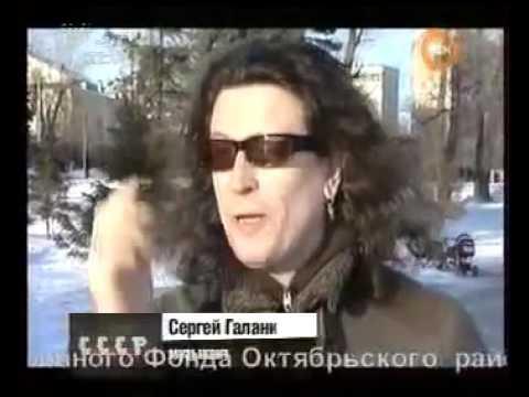 Репортаж памяти Летова. Рен тв