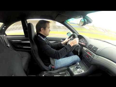 History of sound : BMW M3 GTS / CSL / CRT / Pack Comp. / Serie 1M on t