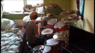 Nightwish - 7 Days To The Wolves Drum Cover