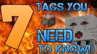 7 Mob Tags You NEED to Know - Minecraft Tutorial