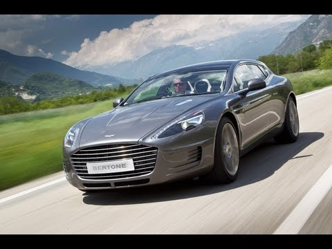 Bertone Jet 2+2 Shooting Brake - Aston Martin Rapide S - autocar.co.uk