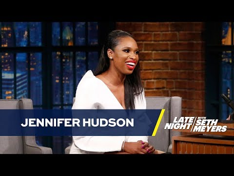 Jennifer Hudson Threw Her Shoe at a Contestant on The Voice