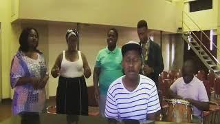 Mbuso Nxumalo Gospel Jazz composition -(Jehova)