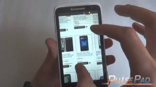 Смартфон Lenovo S720 MTK6577 Dual Core 3G With 4 5 Inch IPS QHD Screen Android 4 0
