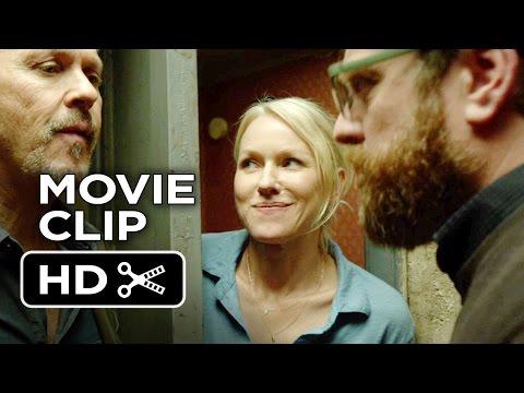 Birdman Movie CLIP - Ask Me If He Sells Tickets (2014) - Naomi Watts, Michael Keaton Movie HD